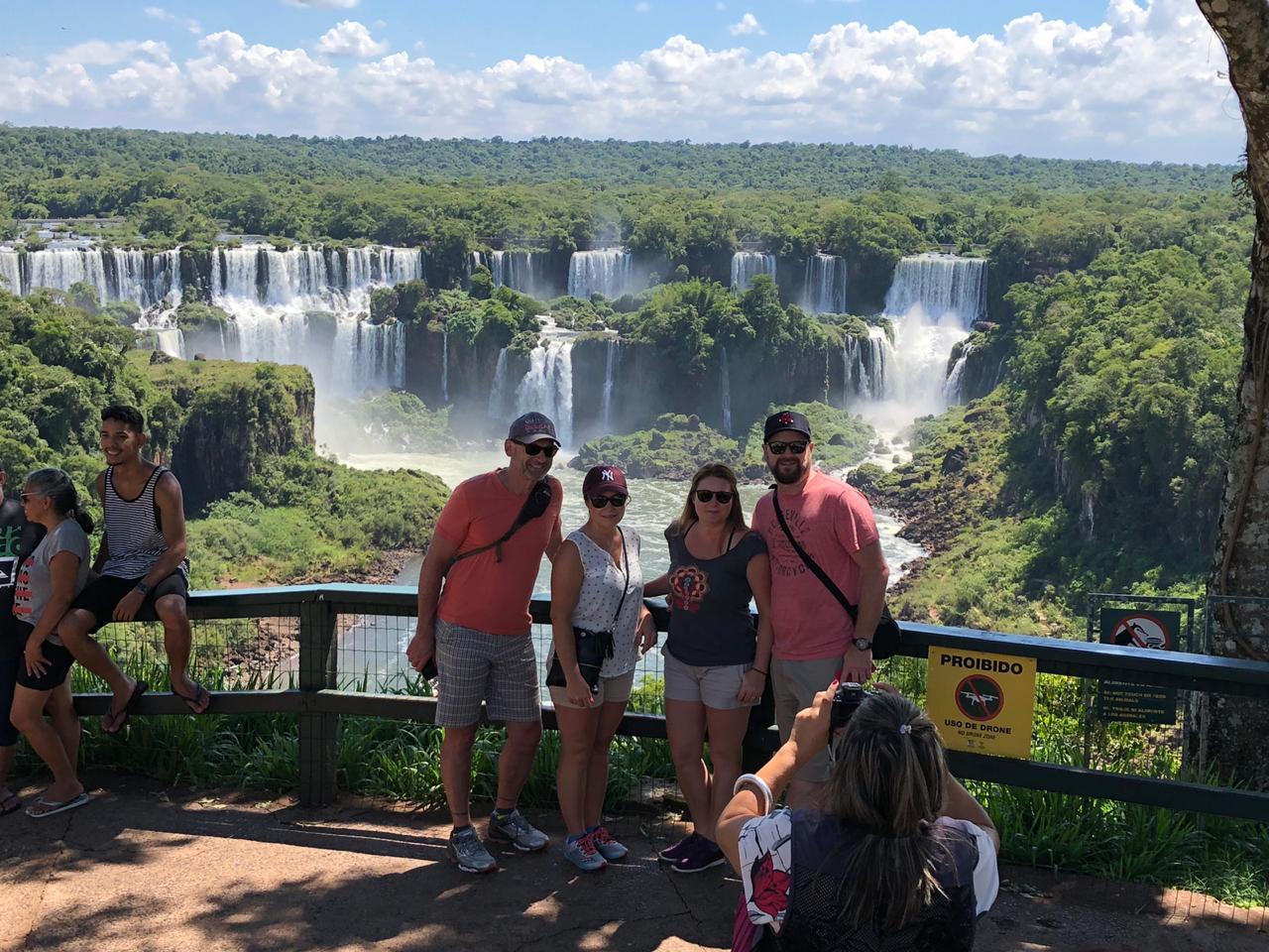 FOZ COMBO 4 - Arriving Puerto Iguazu / Staying in Foz do Iguaçu / Argentine + Brazil Side of Falls / Departing Foz do Iguaçu