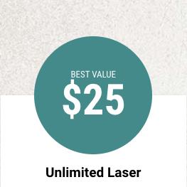 Unlimited Laser