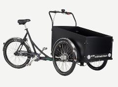 Christiania bike (cargo bike/box bike)
