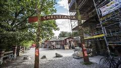 English Christiania Tour with guide from Christiania