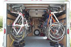 Bike transport: Copenhagen - Tisvilde Leje - Copenhagen - Incl. free bike check-up