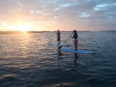 Stand-Up Paddle River & Sea