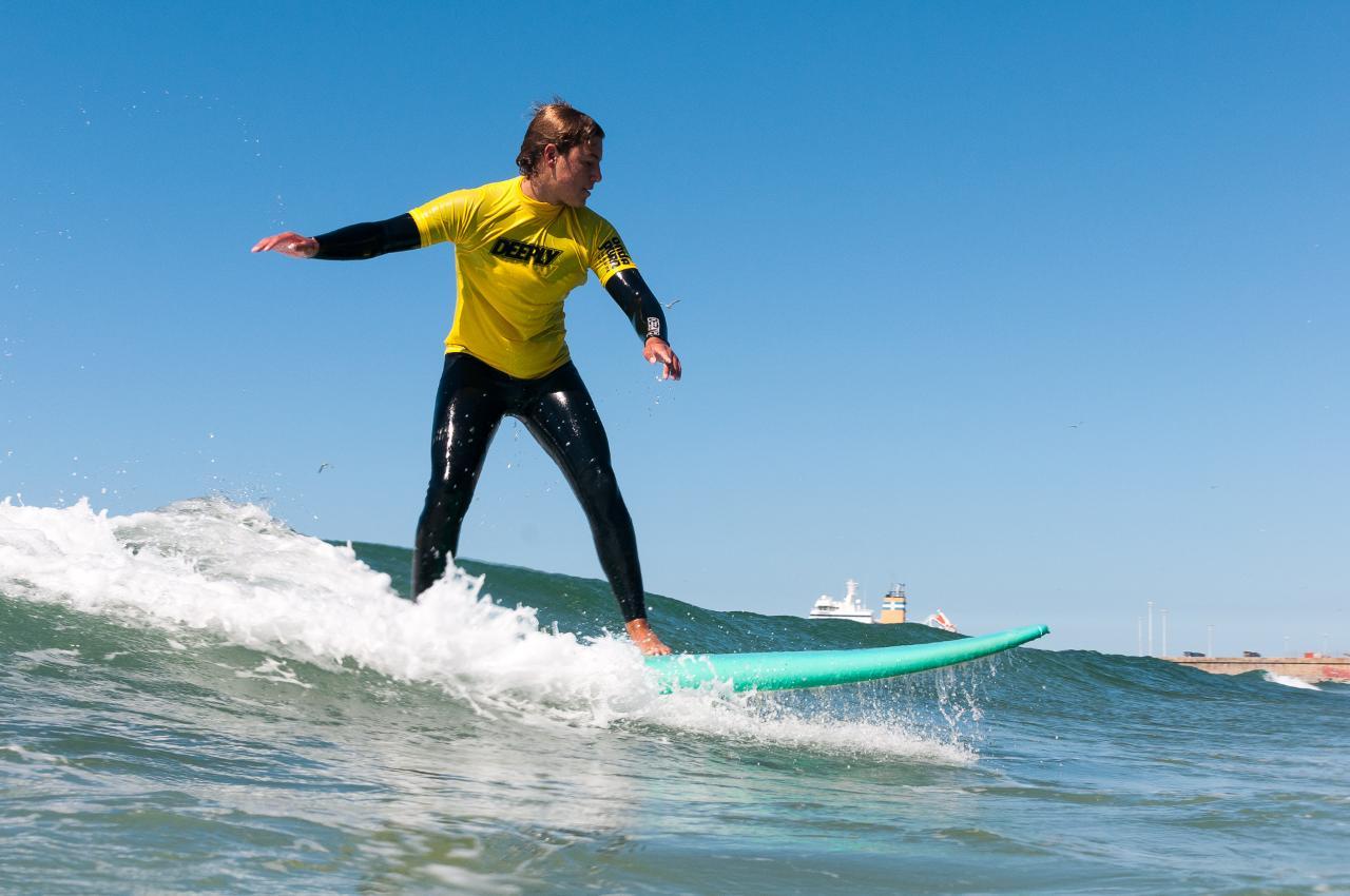 Sun, Sea and Surf!