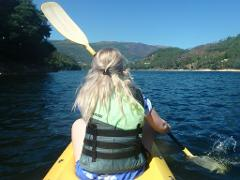 Kayak + Peneda-Gerês Day Tour