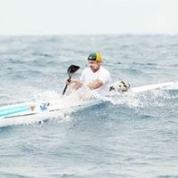 Private One on One Double Surf Ski Fitness Paddle with Kurt Tutt