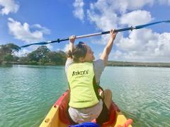Single Kayak Rental in Brunswick River
