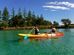 Brunswick River Kayak Hire ( Double Kayak)