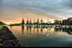 Sunrise Brunswick River Nature Kayak Tour