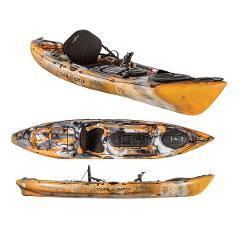 Single Fishing Kayak Rental  in Brunswick River