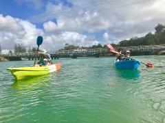 Mullum to Bruns Paddle Kayak Hire