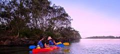 Sunrise  Brunswick River Nature Kayak Tour