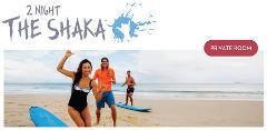 "2 Night Private (1 person) Surf and Stay ""The Shaka Package"""