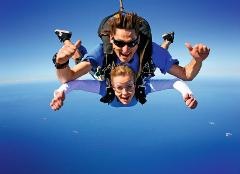 QUT University Weekend: Australia's highest skydive!