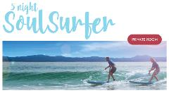 "5 night Private (2 people) Surf and Stay ""The Soul Surfer Package"""