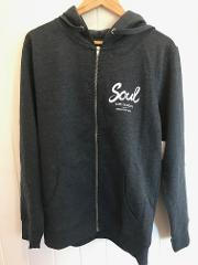 "Soul Surf ""Tallows""  Hoodie NAVY  (Australia Post only)"