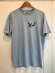 Soul Surf 'Byron Bay' T-Shirt BLUE (Australia Post only)