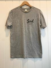 Soul Surf 'Byron Bay' T-Shirt GREY (Australia Post only)