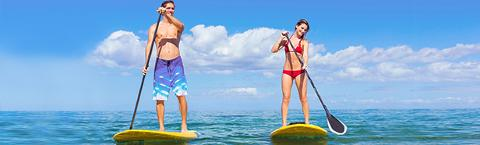2 Hour Private SUP Lesson x 2 people