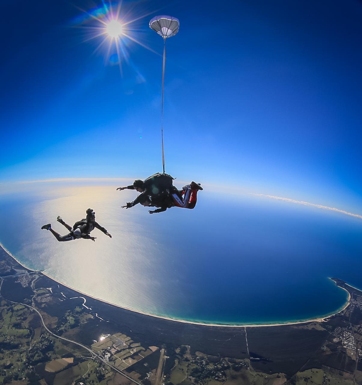 Bond University SPECIAL! Australia's highest skydive