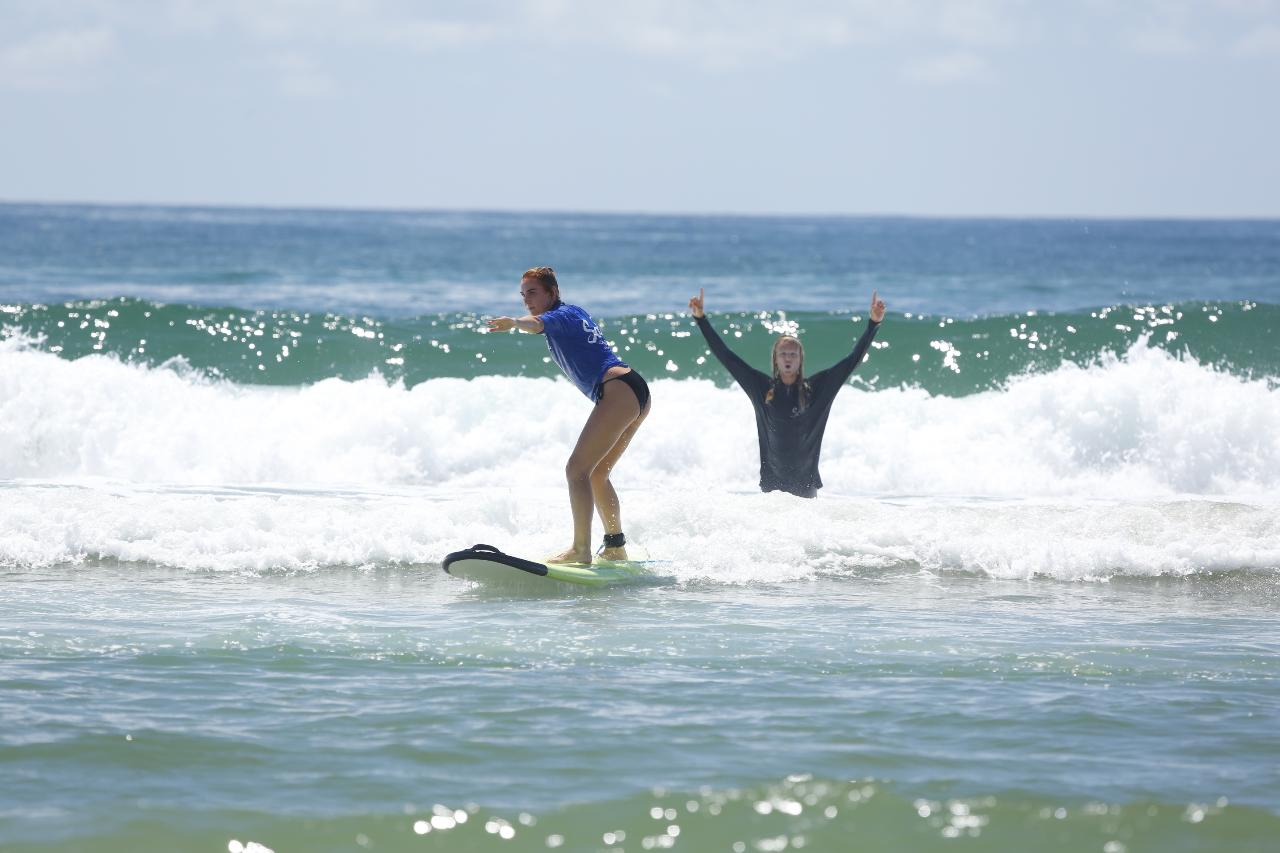 Dating a surfer girl