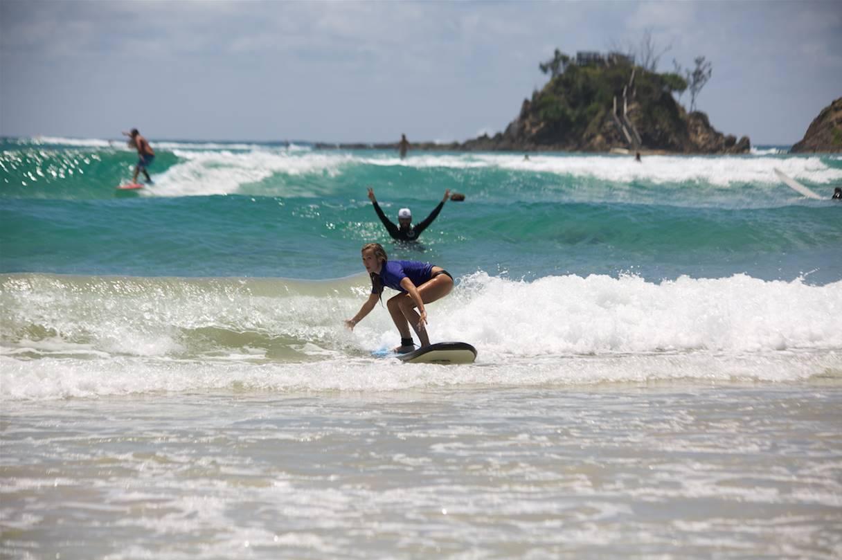 Australian Way Surf Camp