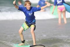 "3 hour Kids Surf Lesson – ""The Mini Frother"""