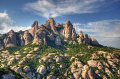 Montserrat Half-Day Small-Group Tour with Optional Skip- the- Line Ticket to La Sagrada Familia