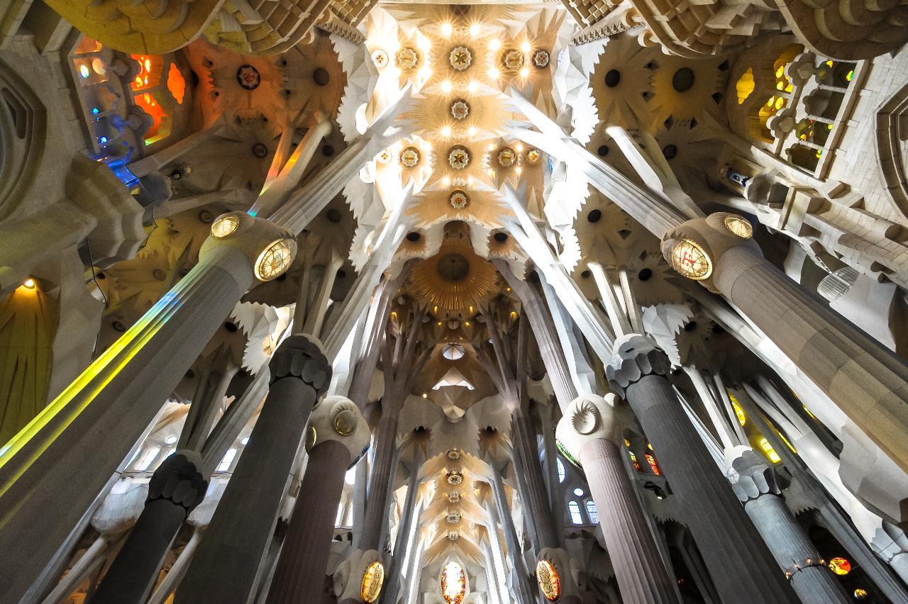 Skip the Line: Best of Barcelona Half day Tour including Sagrada Familia