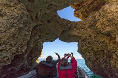 Alvor and Ponta da Piedade Boat Tour
