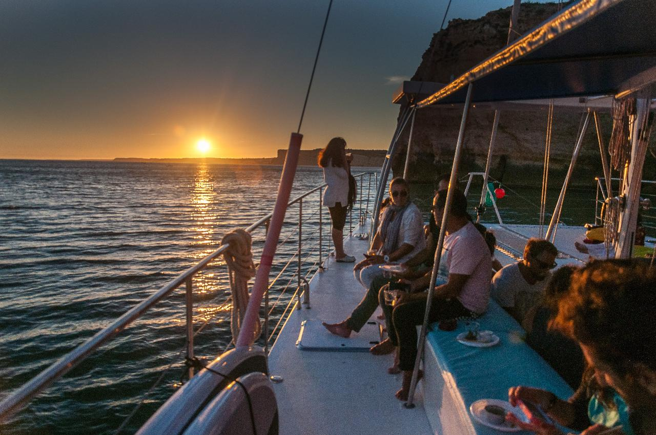 Lagos Sunset Cruise