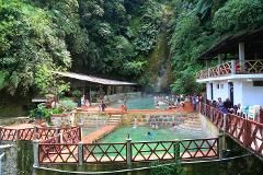 Shuttle: Fuentes Georginas Hot Springs