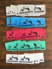 Quetzaltrekkers Sticker