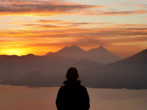 Xela – Lago Atitlán