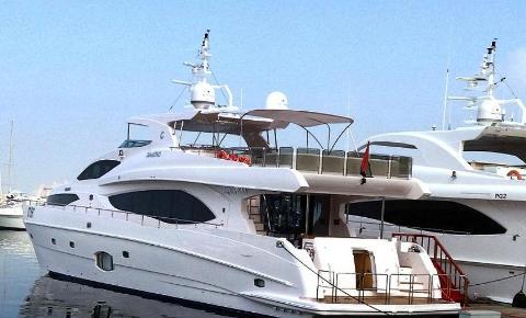 101ft Luxury Yacht