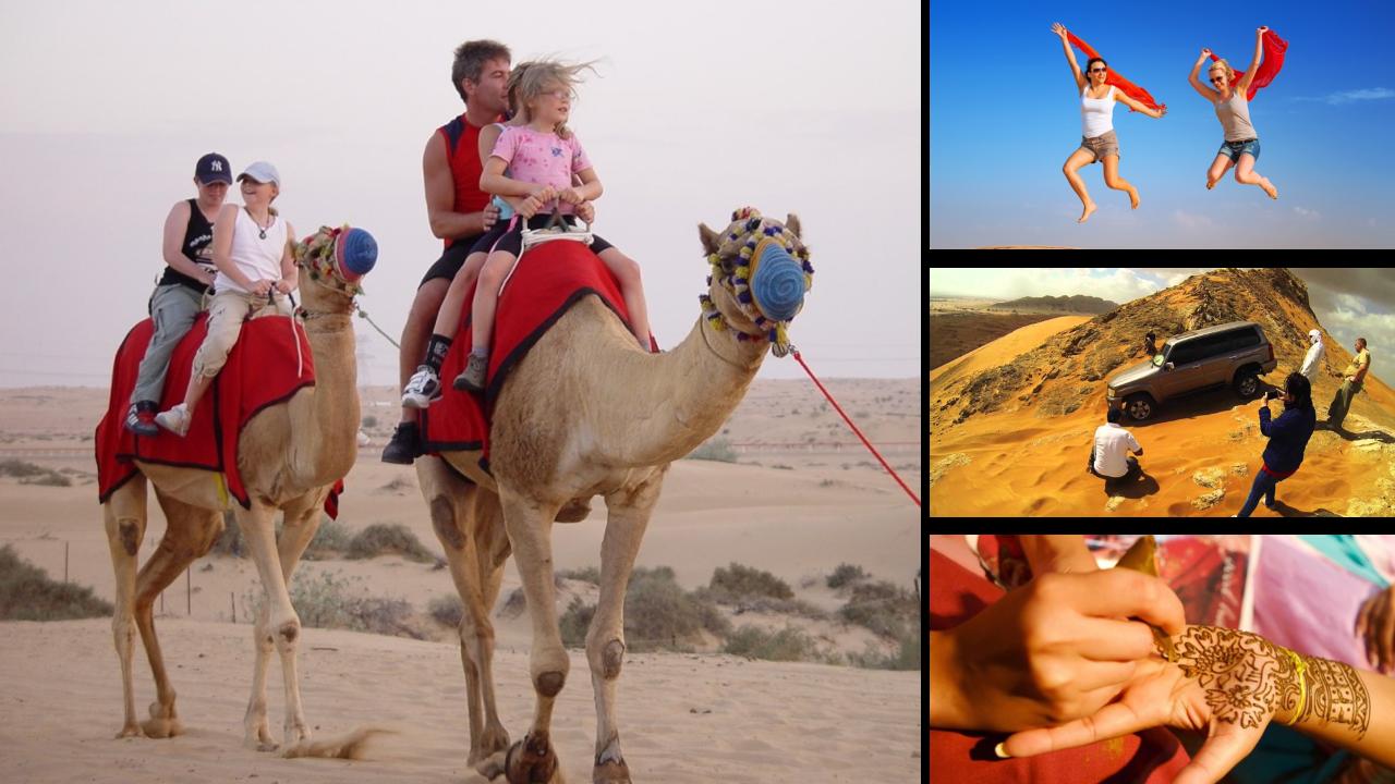 Desert Safari Package Standard