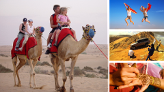Desert Safari Package Enhanced Plus