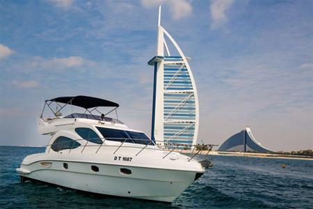 44ft Luxury Yacht