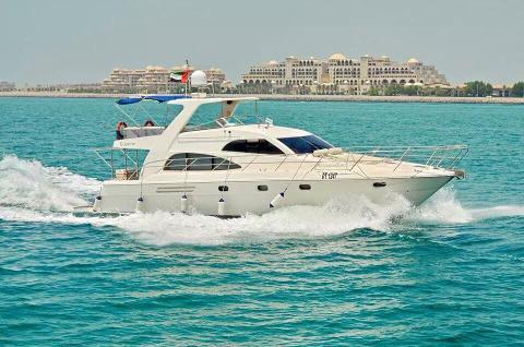 55ft Luxury Yacht