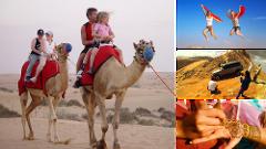 Desert Safari Package Self Drive