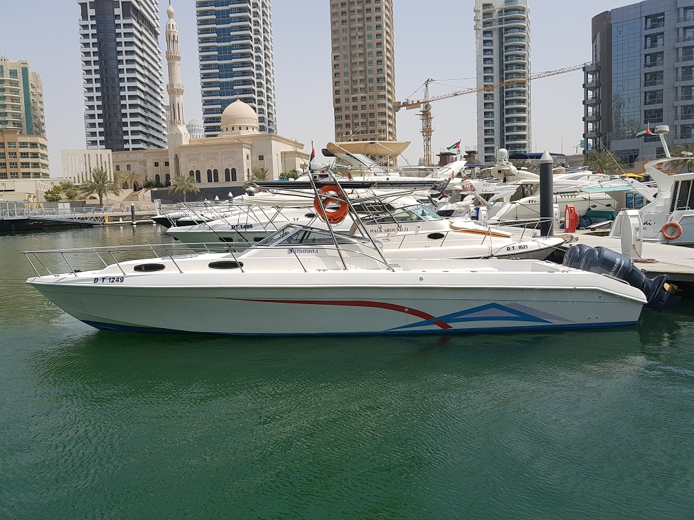 Fishing Trip (3 Hours)- From the Dubai Marina