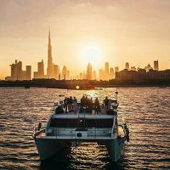 Dubai Canal Dinner Cruise 2018