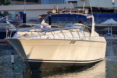 38ft Cruiser