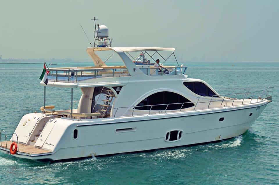 72ft Luxury Yacht