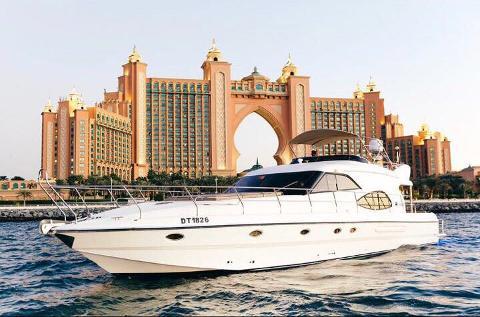 68ft Luxury Yacht