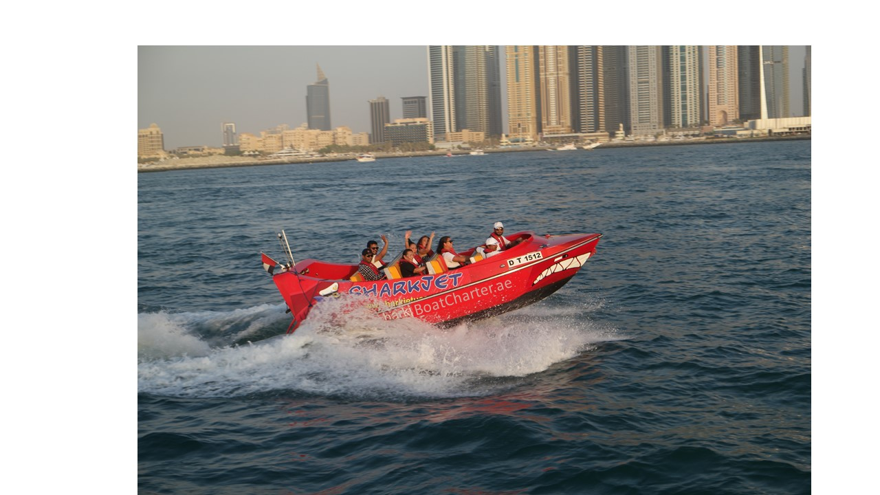 Jet Boat Thrill Ride!
