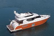 80ft Luxury Yacht