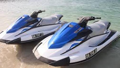 Jetski water sports