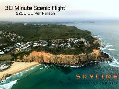 30 Minute Newcastle Helicopter Flight
