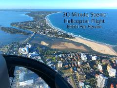 30 Minute Central Coast Helicopter Flight