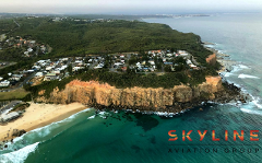 30 Minute Newcastle or Central Coast Helicopter Flight